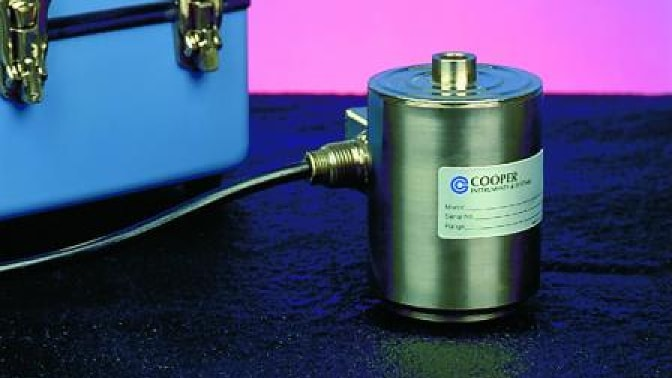 Canister Load Cell Banner