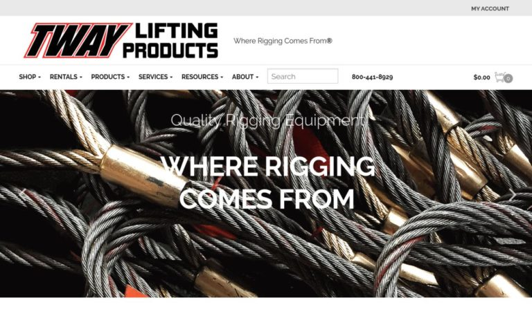 Tway Lifting Products