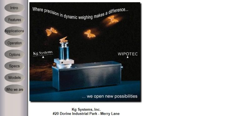 Kg Systems, Inc.