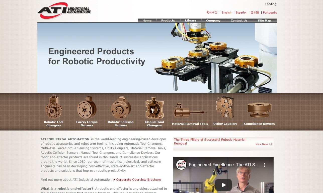 ATI Industrial Automation, Inc.