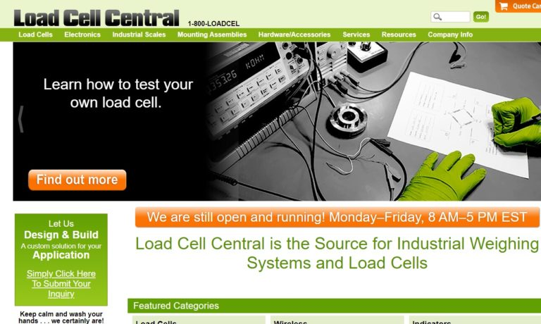 Load Cell Central